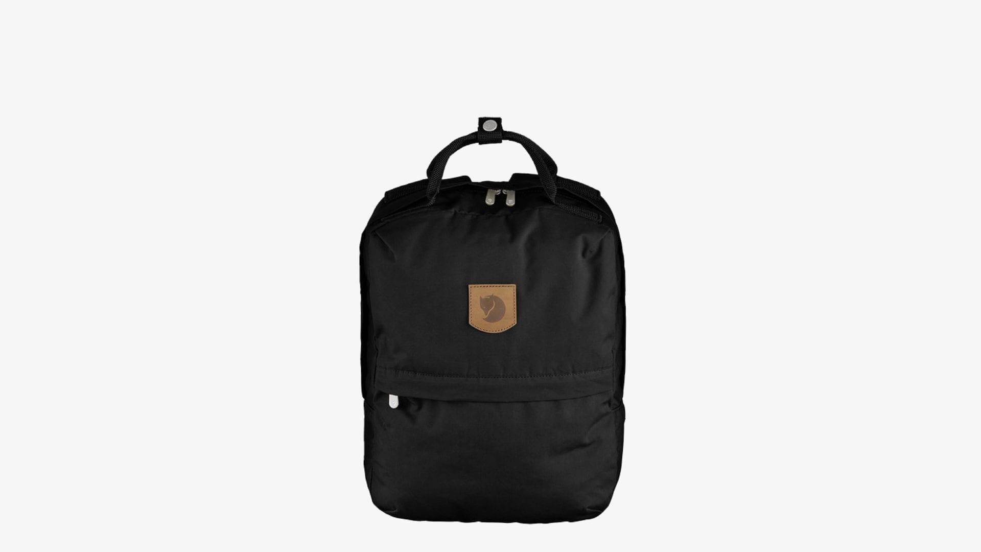 Backpacks Homecamp Fjallraven Kanken No2 Full Black Greenland Zip Large